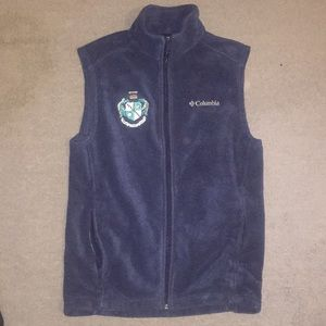 Zeta Tau Alpha Puffy Vest